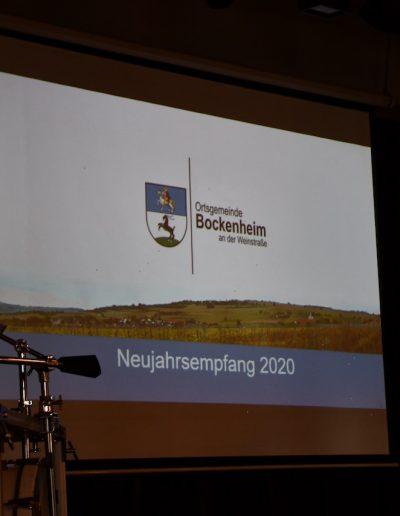 Neujahrsempfang 2020 - 5